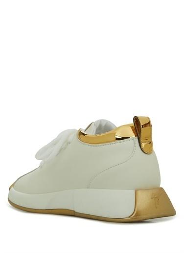 Giuseppe Zanotti Sneakers Beyaz